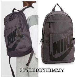 ✔️ Nike Backpack Trendy Schoolbag Bag NWT